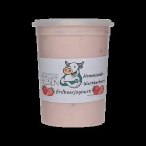 24_Milchhof Heesen 500g Erdbeer Joghurt neu