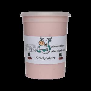 24_Milchhof Heesen 500g Kirsch Joghurt neu