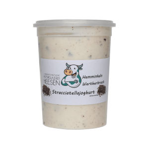 24_Milchhof Heesen 500g Straccia Joghurt neu