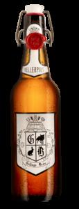 28_Geilings Bräu Kellerpils 0,5l Flasche