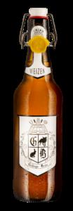 28_Geilings Bräu Weizen 0,5l Flasche
