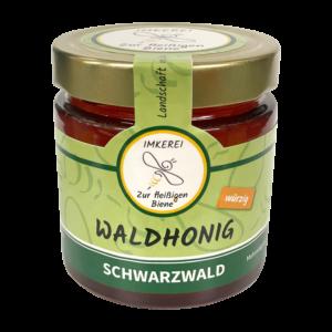 28_Imkerei zf Biene Waldhonig Schwarzwald 500g