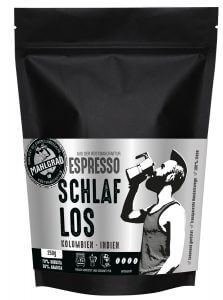28_Mahlgrad Espresso Schlaflos 250g Bohnen