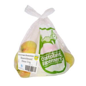 28_Moers Bloemersheim Äpfel 2kg Bauernbeutel