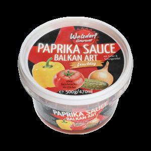 28_Walsdorf Gourmet Paprika Sauce Balkan 500g