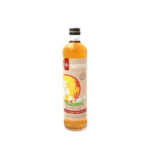 42_Hartges Peach Pfirsichlikör 18% 0,5L