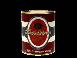 44_Dauser - Chilli-Bohnen-Eintopf 825ml