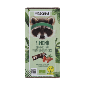 44_Raccoon Almond 40g