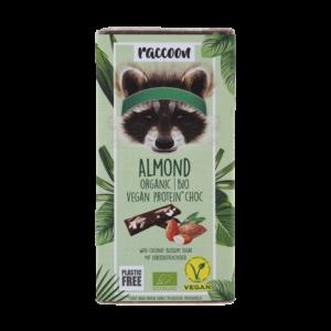 44_Raccoon Almond 40g