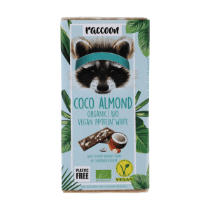 44_Raccoon Coco Almond 40g