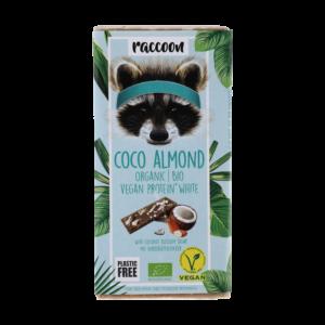 44_Raccoon Coco Almond 40g