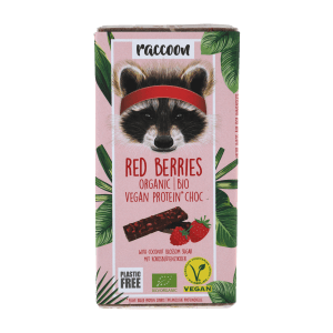 44_Raccoon Red Berries 40g