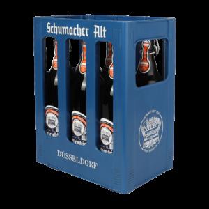 44_Schumacher Kiste 6er Latzenbier Seitenansicht
