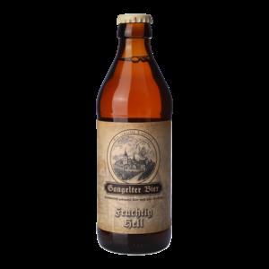 49_Gangelter Bier 0,33l hell fruchtig