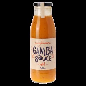 49_V-Gusto Gamba Sauce mild 500ml