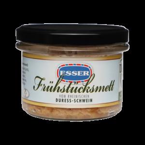 49_Wurstspezialitäten Esser Frühstücksmett 200g (1)