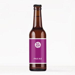 62_Biersmarck PaleAle 0,33l Flasche