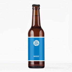 62_Biersmarck Wiess 0,33l Flasche