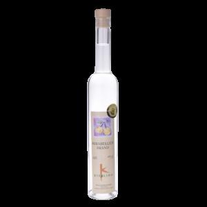 62_Kießling_ Mirabellen Brand 42% 500ml Flasche