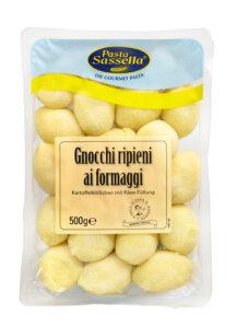 62_Pasta Sassella_Gnocchi al formaggi 500g