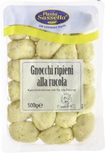 62_Pasta Sassella_Gnocchi ripieni alla rucola 500g
