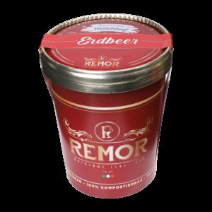 62_Remor Eis Erdbeer 500ml Becher