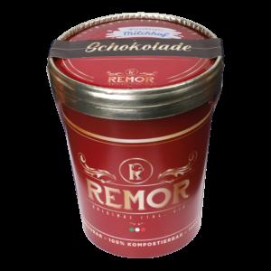 62_Remor Eis Schokolade 500ml Becher