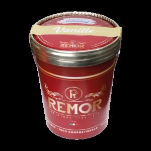 62_Remor Eis Vanille 500ml Becher