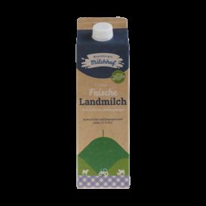 62_Wiersberger MH Frische Landmilch 3,7% 1 Liter