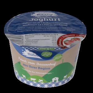 62_Wiersberger MH Frischer Joghurt Erdbeer 200g Becher