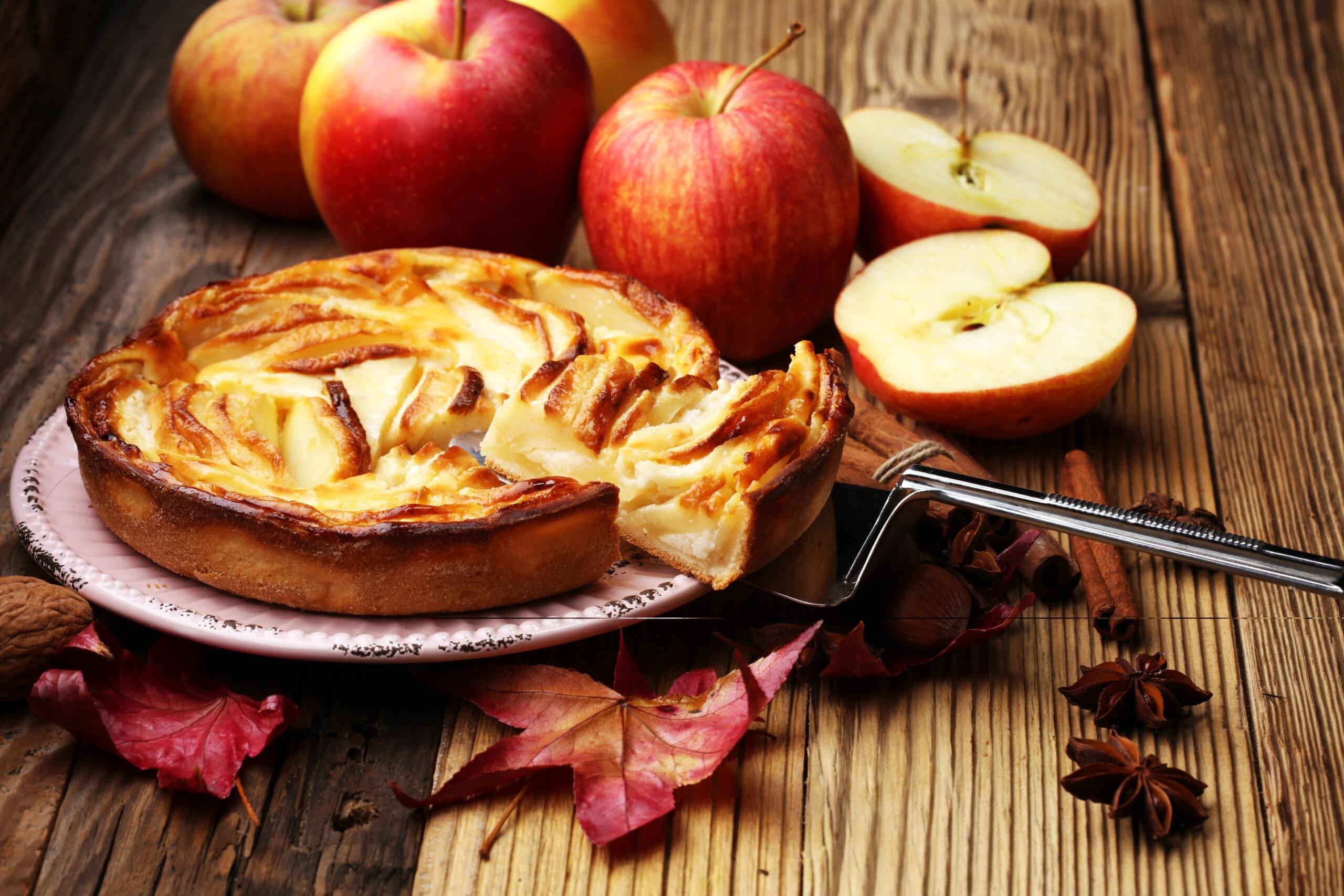 Silvias Apfelkuchen