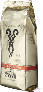Bazzar Caffe Exquisit Gold 1kg Bohne