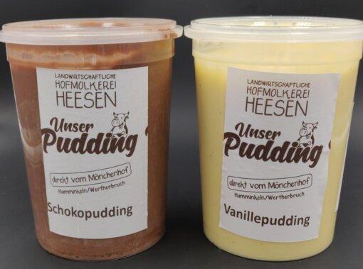 Pudding Hofmolkerei Heesen