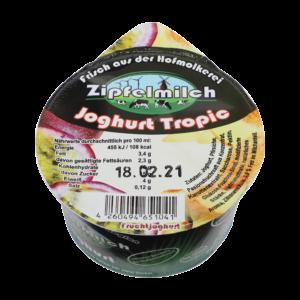 Joghurt Tropic 180g (1)