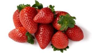 Kallen Erdbeeren lose (1)
