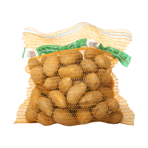 Kartoffeln im Netz
