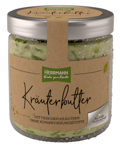 Kräuter Herrmann Kräuterbutter 150g
