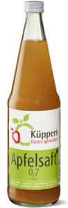 Küppers Apfelsaft naturtrüb 0,7l