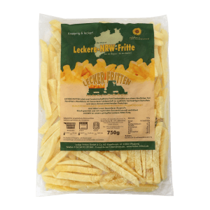 Leckere Fritten 750g Version 1