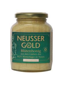 Neusser Gold 500g Blütenhonig Römerlager