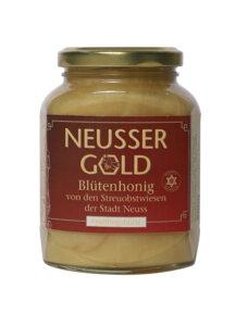 Neusser Gold 500g Blütenhonig Streuobstwiesen 784130
