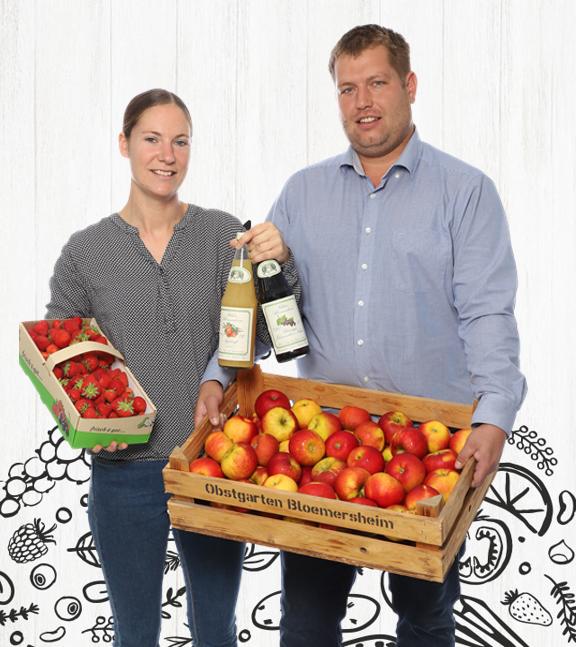 Jacqueline Huhndorf & Bernd Fruhen
