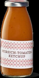 Paul kocht Pfirsich-Tomaten Ketchup 300g