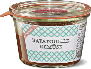 Paul kocht Ratatouille Gemüse 220g