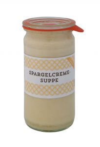 Paul kocht Spargelcremesuppe 300ml