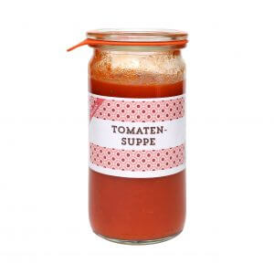 Paul kocht Tomatensuppe 300ml