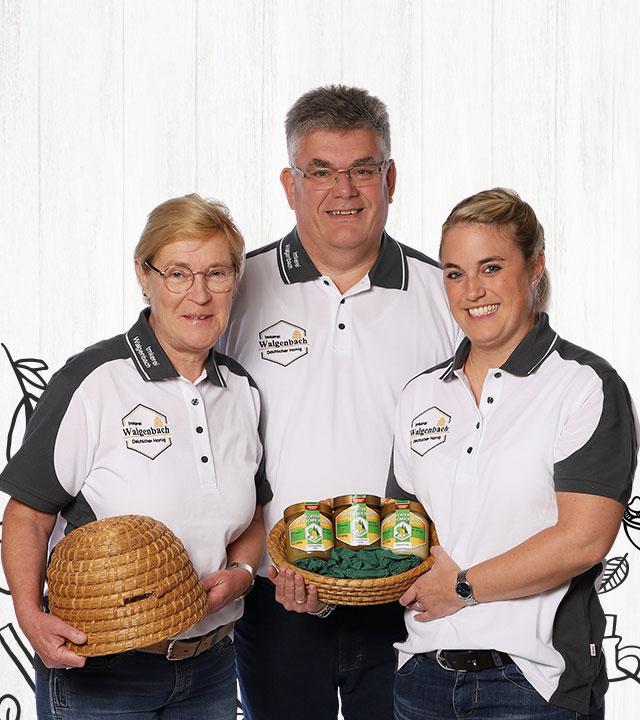 Familie Walgenbach