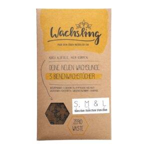 Wachsling 3-er Pack