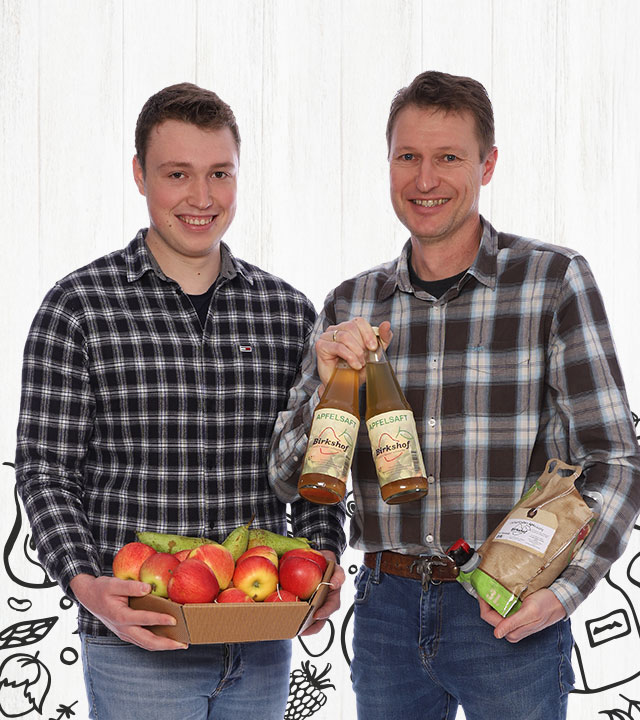 Heinz-Josef & Henrik Hütten