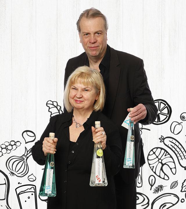 Katy Schnee & Volker Rapp